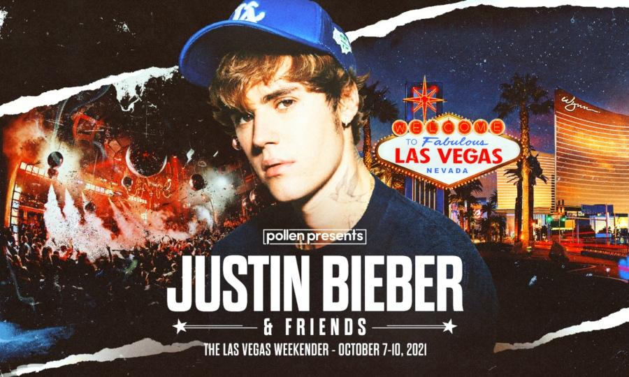 Justin Bieber & Friends, The Las Vegas Weekender