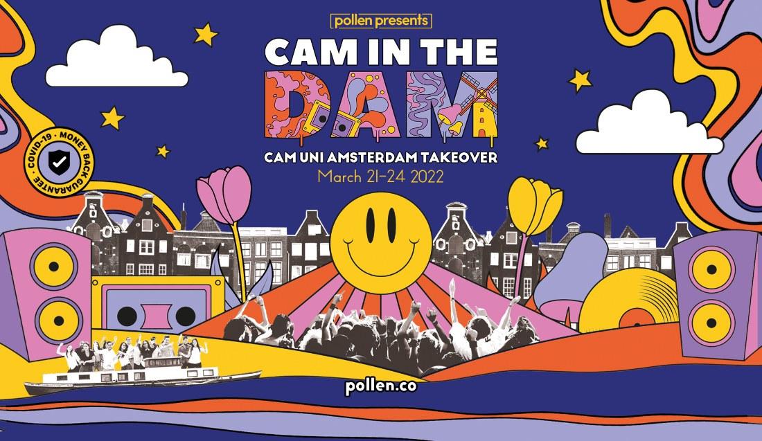 Cam In The Dam
