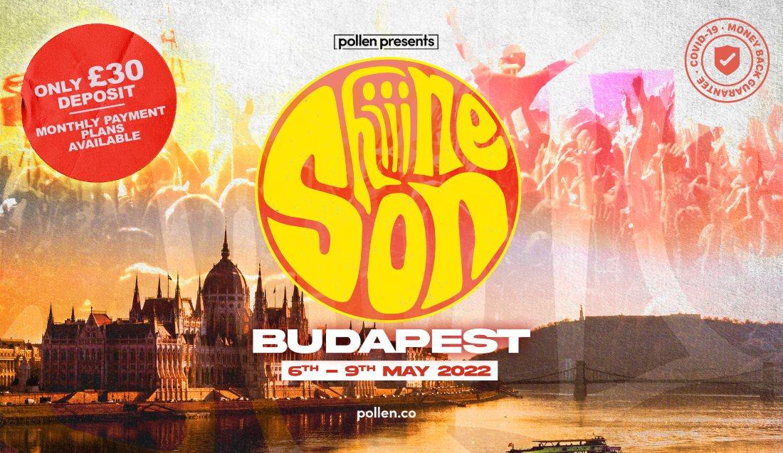 Shiiine On: Budapest