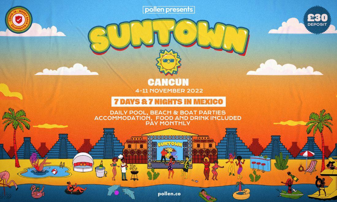 Suntown Cancún Festival