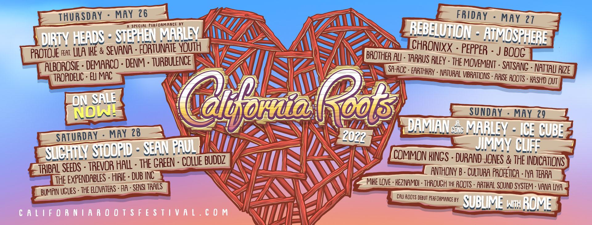 California Roots 2022