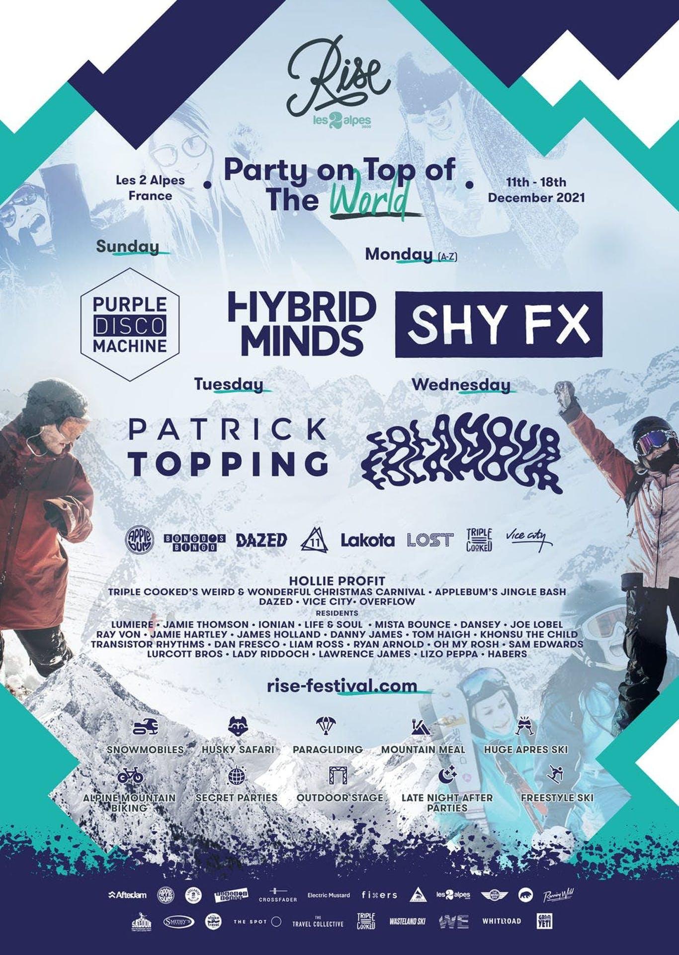 Rise Festival 2021