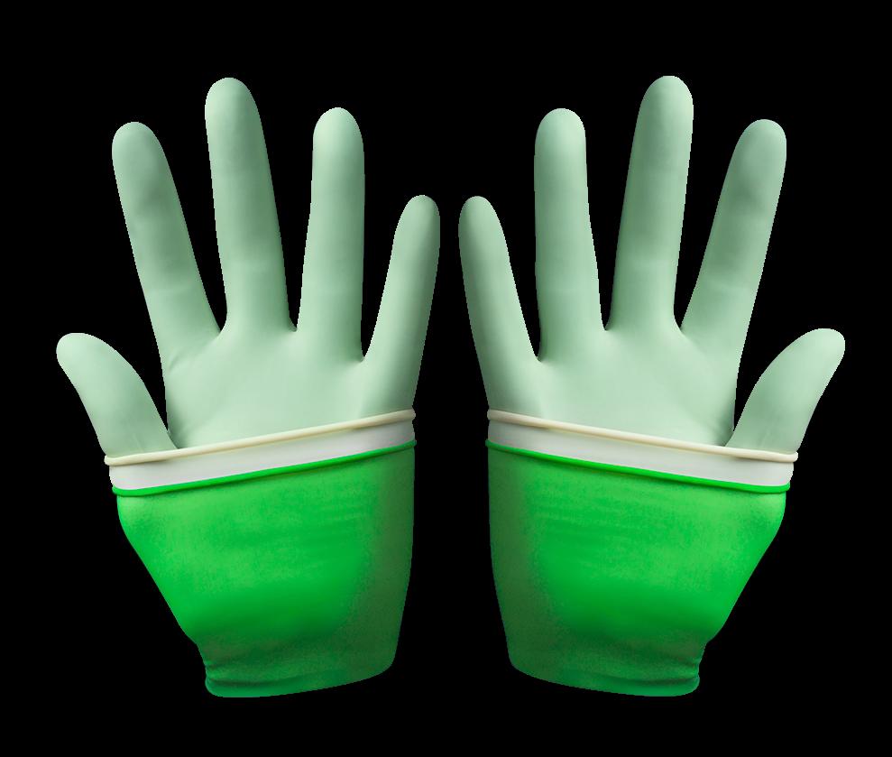 Gammex Non Latex Glove in Glove