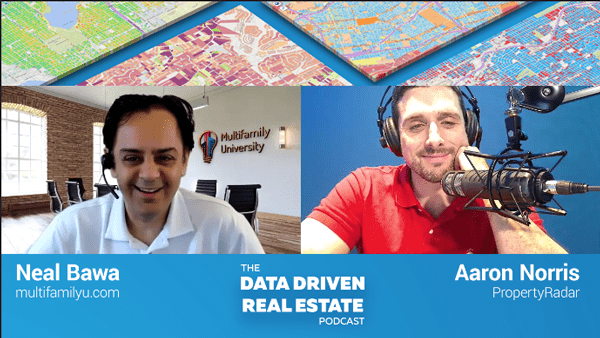 Neal Bawa, a multifamily real estate investor talks about the changes he's experienced with Grocapitus, MultifamilyU and selling his technology company to get into real estate investing.