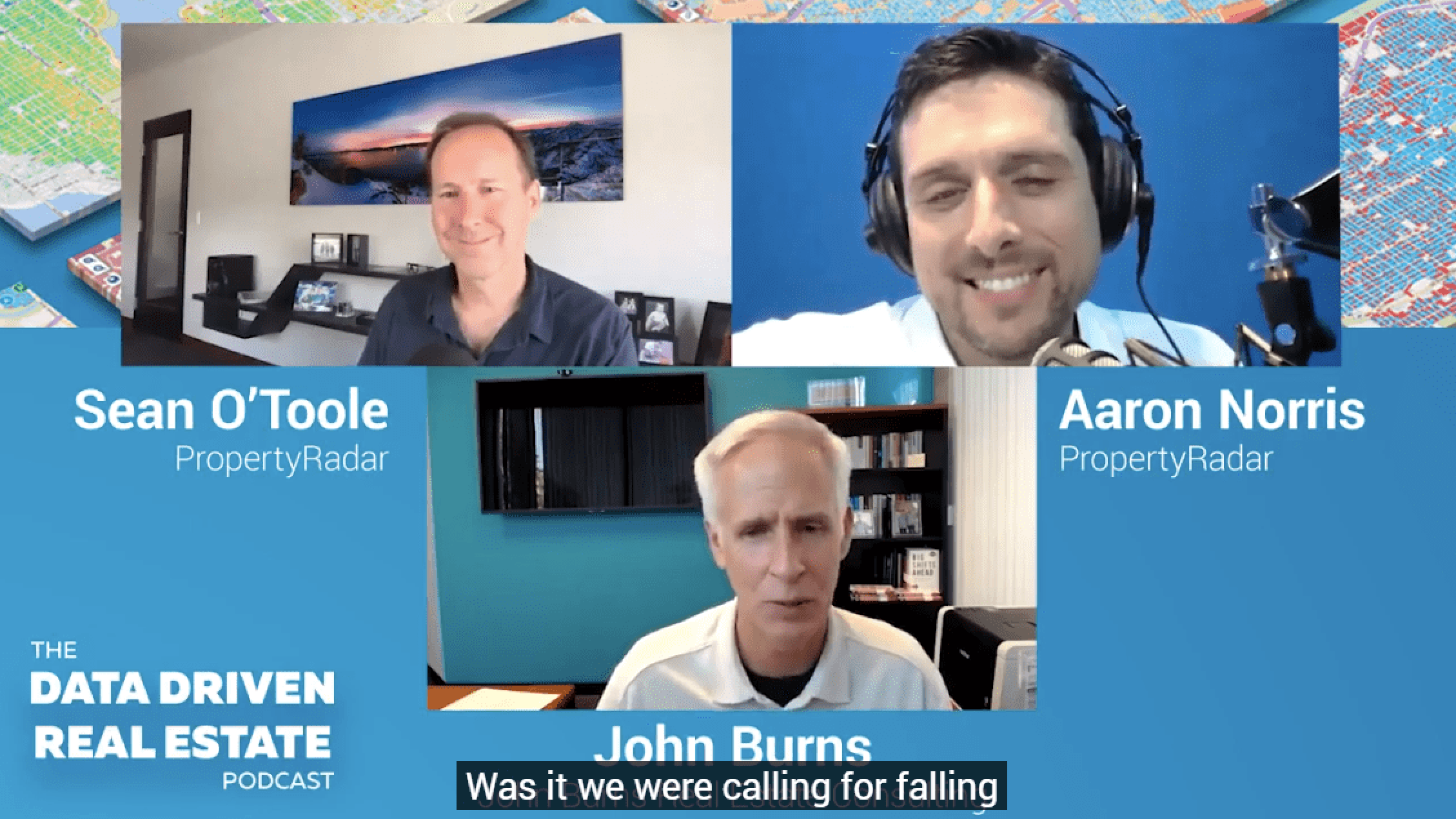John Burns with John Burns Real Estate Consulting (JBREC) joins us this week. For years, the JBREC team has consulted with builders, institutional funds, built-to-rent firms, and Wall Street