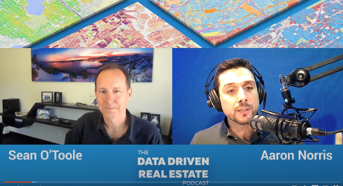 Aaron Norris and Sean O'Toole launch the Data Driven Real Estate Podcast. The first episode explores why the universe needs another real estate podcast. Aaron and Sean talk about