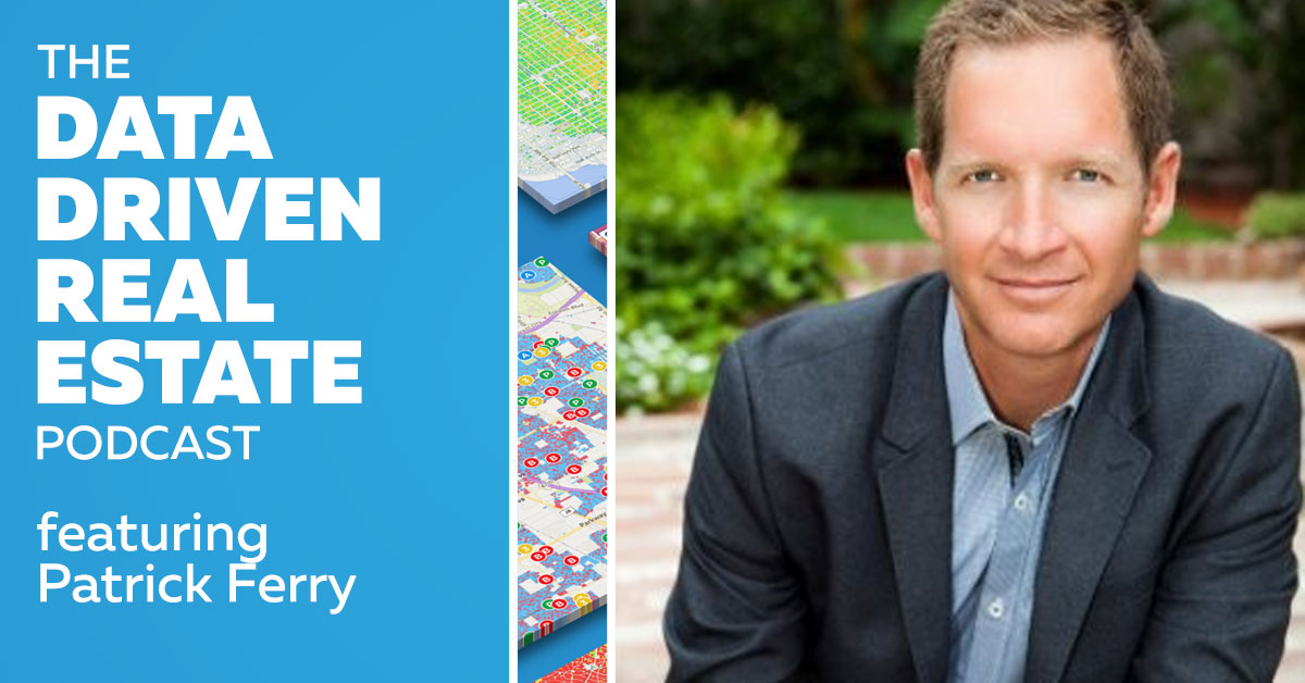 Patrick Ferry, a longtime Realtor and real estate coach, discusses brand building for the Modern Agent, leveraging data to build value, and tackling the hardest segment of the real estate space and why it's so critical moving forward.