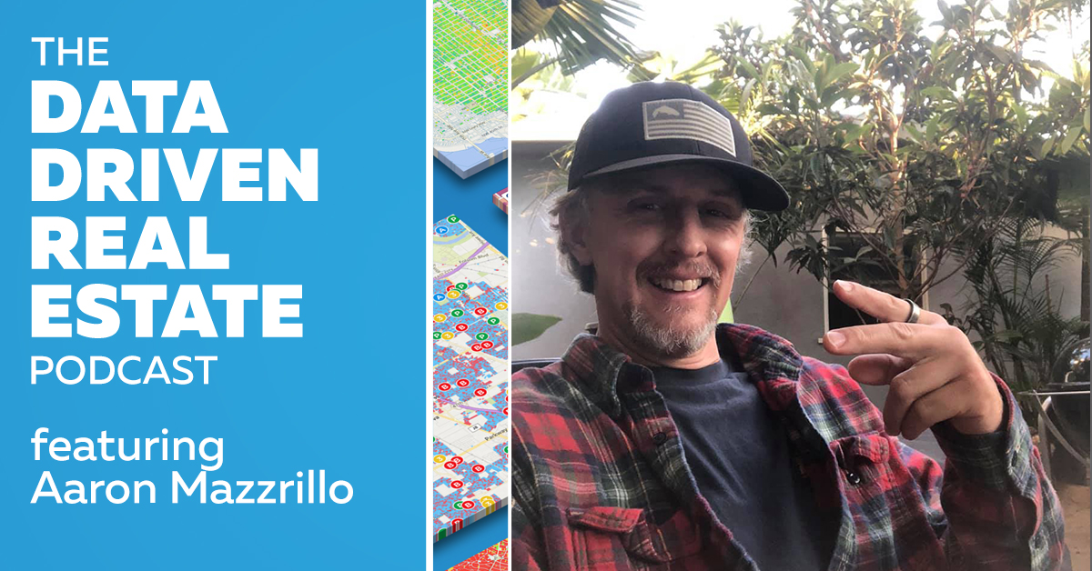 This week on the podcast, Aaron Mazzrillo shares how he survived the Great Recession, finds off-market deals, the magic of messaging combined with hyper-targeted lists, and how he continues to stay busy in a tight real estate market.