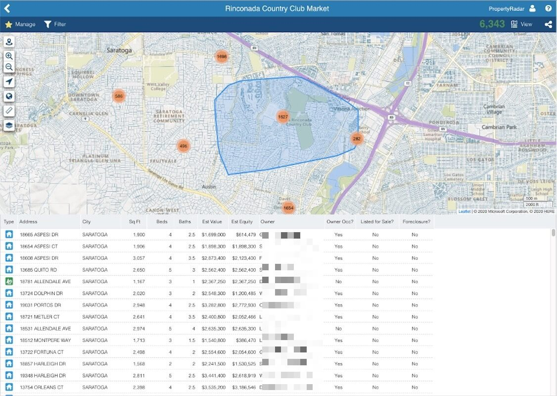 Salesforce integration with PropertyRadar for Realtors® and agents