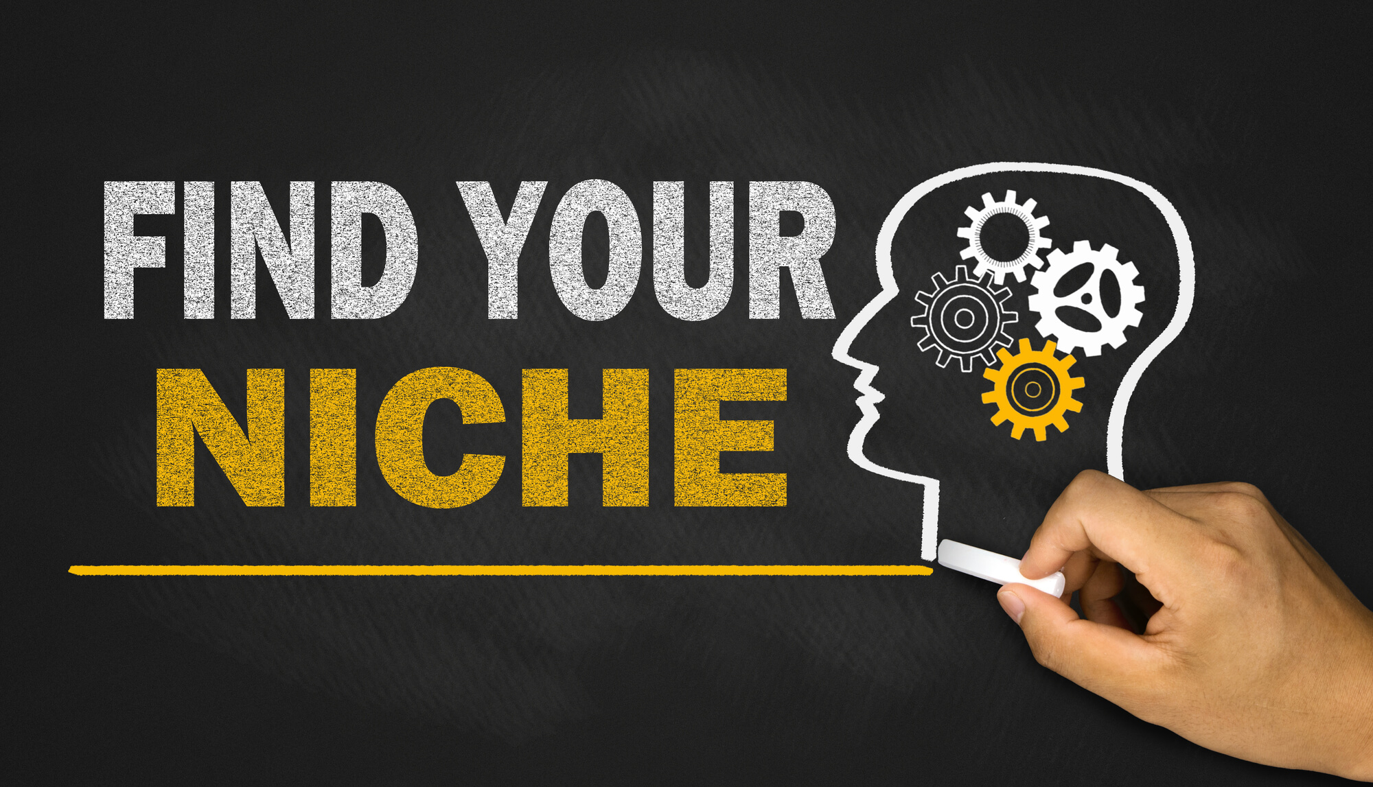 Small business marketing strategy number one: Niche Yourself