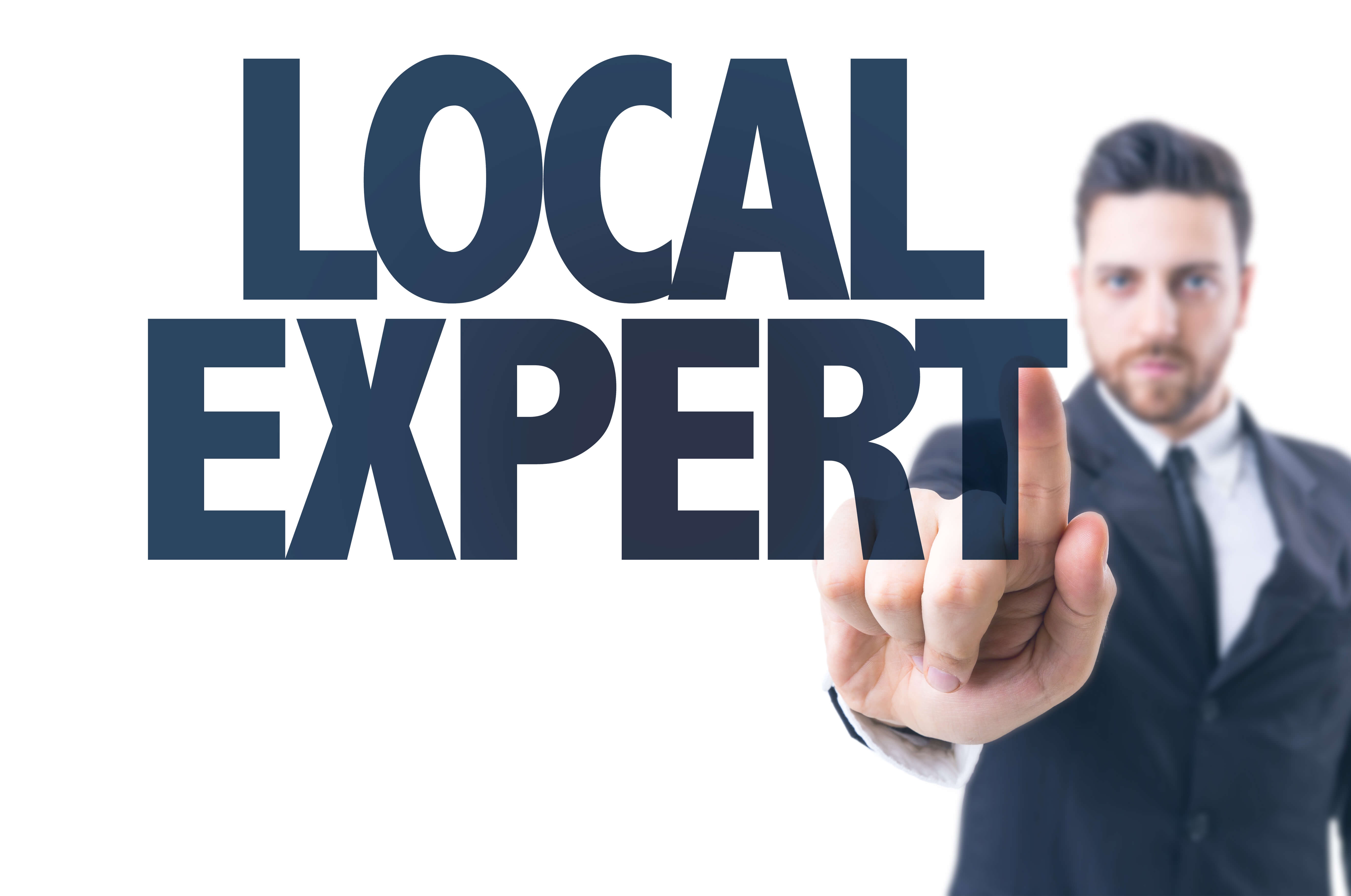 Small business marketing strategy number two: be the local expert