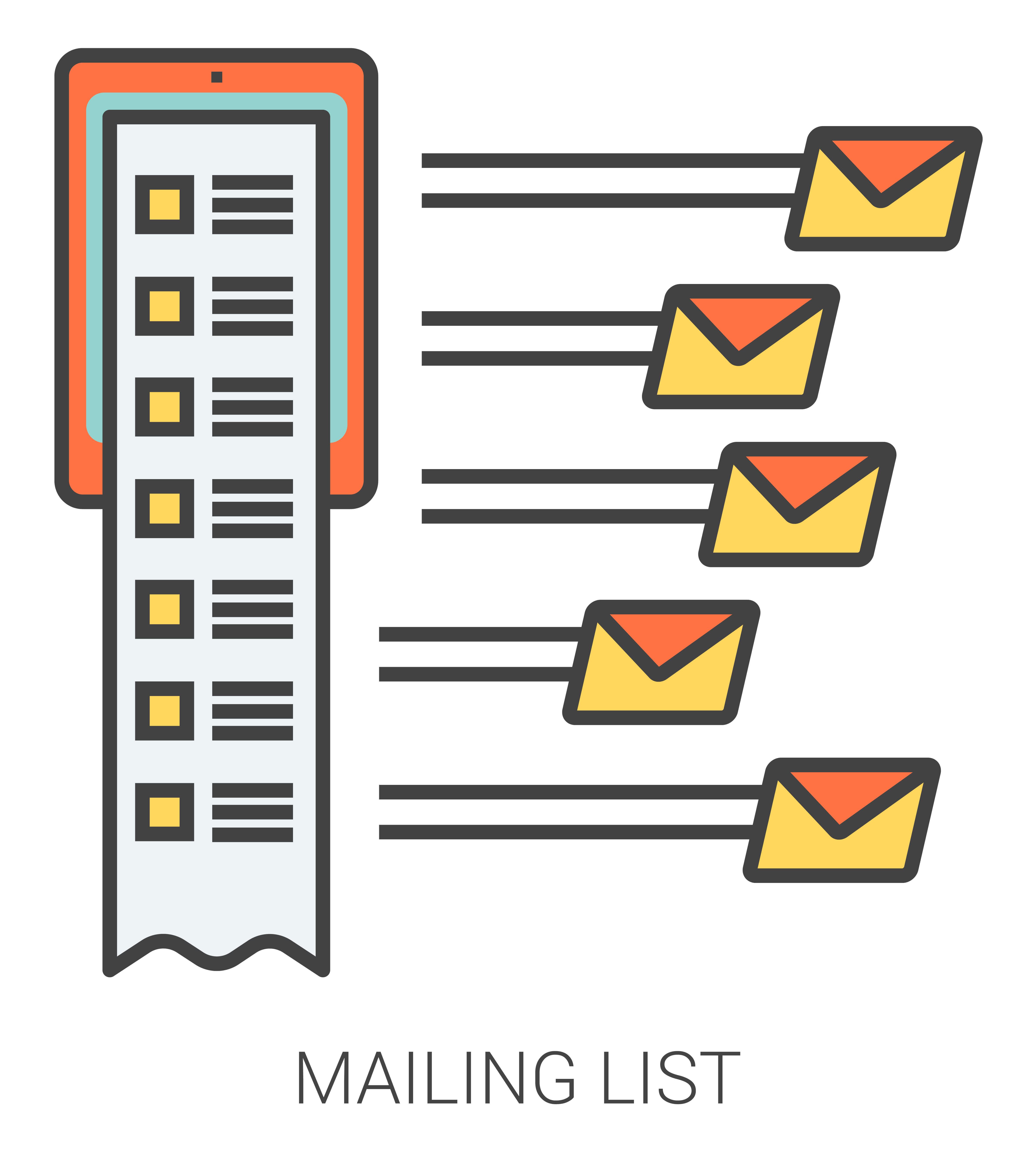 Mailing lists are the lifeblood of your direct mail