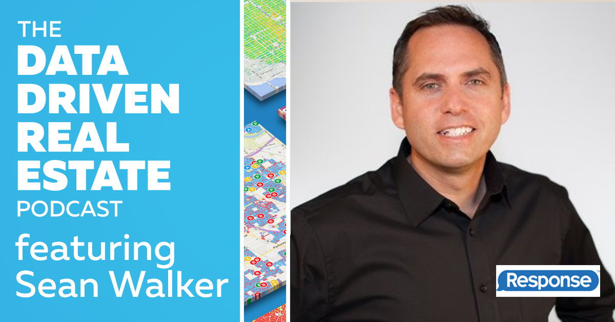 Sean Walker is an experienced real estate investor that has done thousands of flips using strategies including land banking and tax liens. He shares how he leverages data to close deals in multiple markets with different strategies.