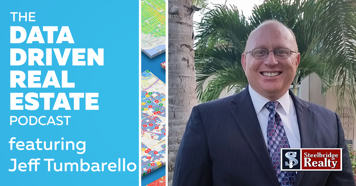 Jeff Tumbarello shares the data-driven game of land investing and what it takes to market to leads, connect with sellers, and close deals in a hot real estate market.