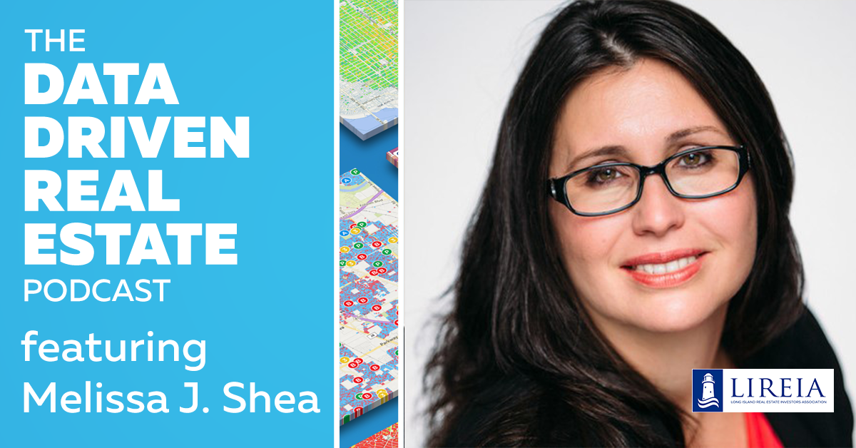 Melissa Shea shares how divorce helped launch her real estate career, her unusual path to owning LIREIA and mentoring, her mix of flips and holds, and how opportunity is emerging for real estate investors in New York and New Jersey.