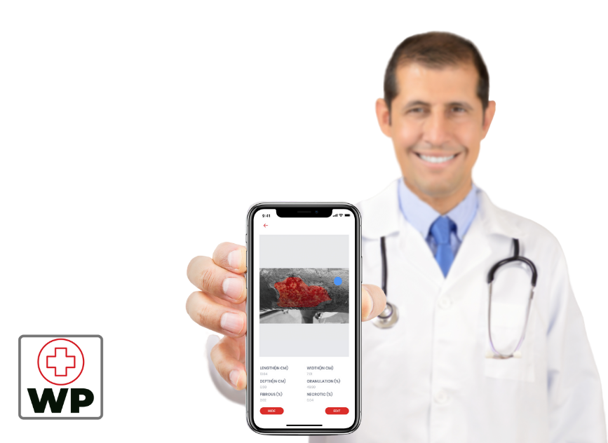 The Wound Pros telemedicine platform
