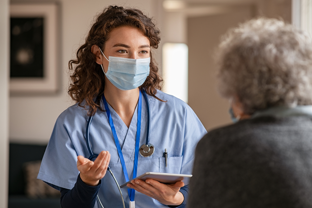 The Wound Pros provide care for patients in long term care facilities.