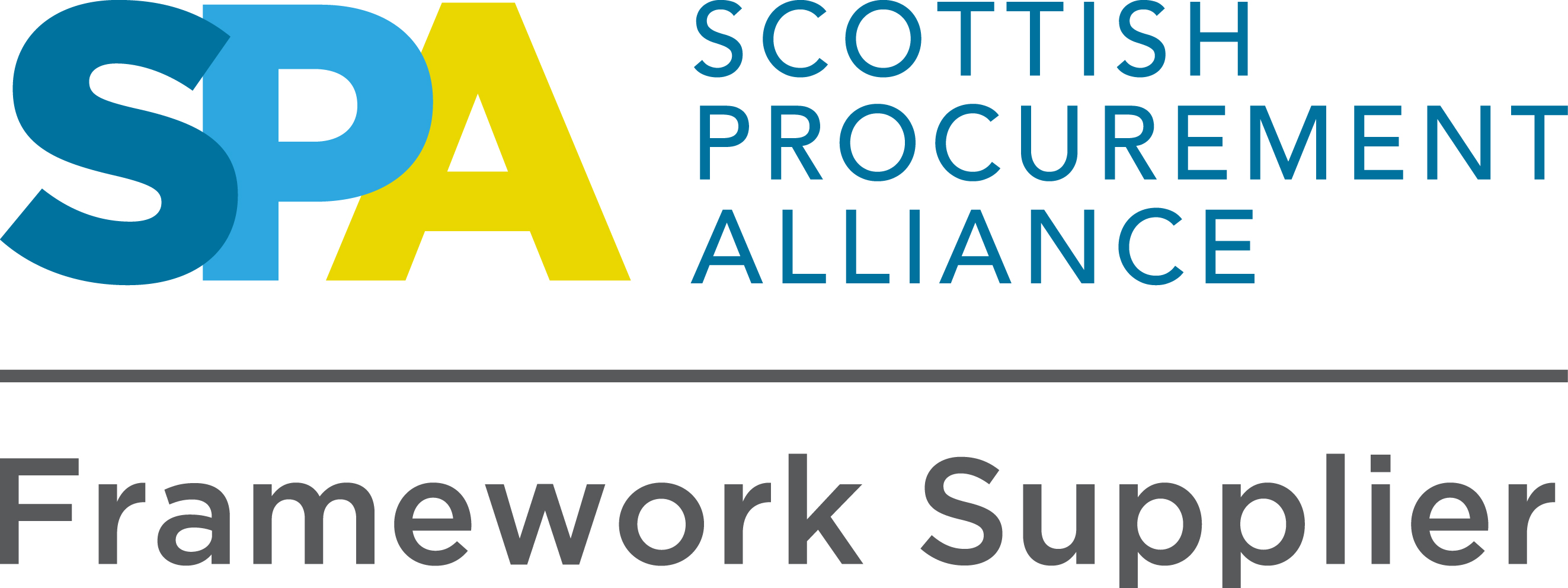 Scottish Procurement Alliance Framework Supplier