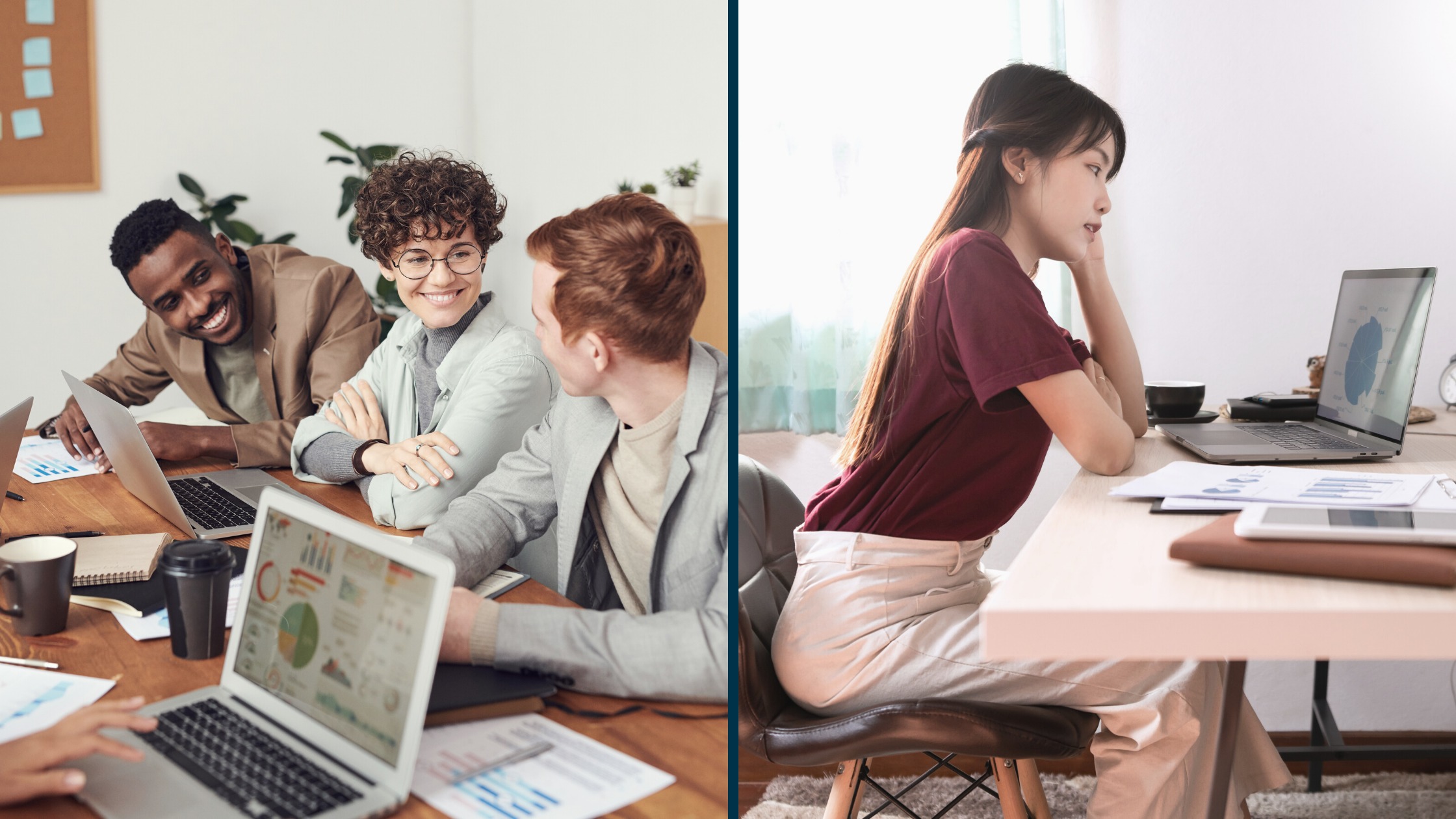 We created this guide to help businesses of all sizes ease their transition to a hybrid workplace.