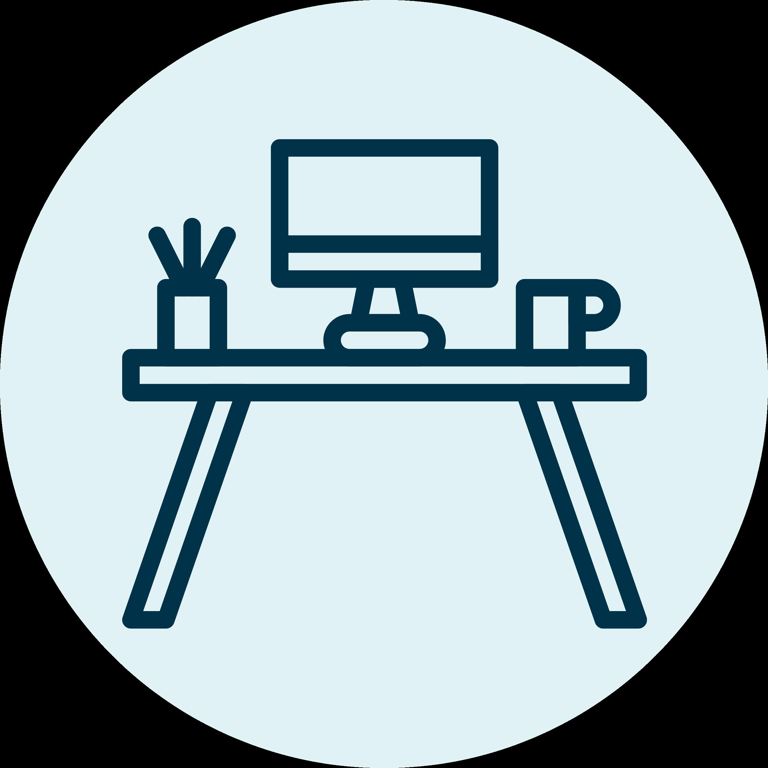 Desk Booking Icon