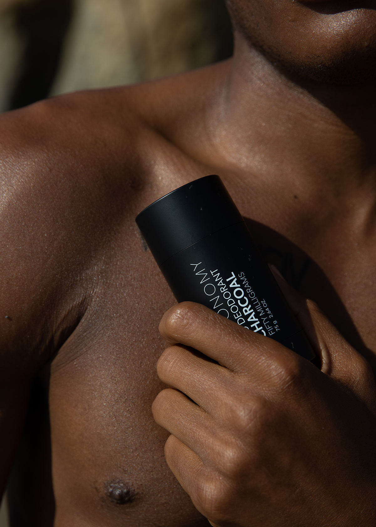 AN ALL-NATURAL, CBD-INFUSED, PARABEN-FREE, ALUMINUM-FREE DEODORANT THAT WORKS