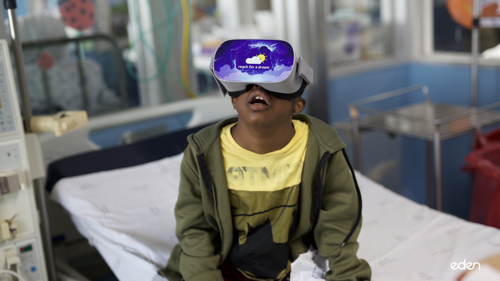 VR gives kids the power to dream with their eyes wide open