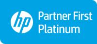 HP partner first platinum graphic