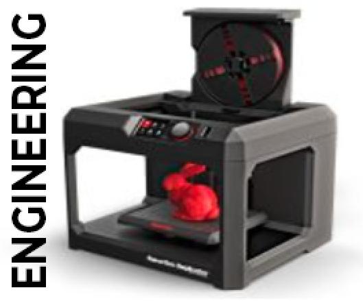 image of a 3D printer