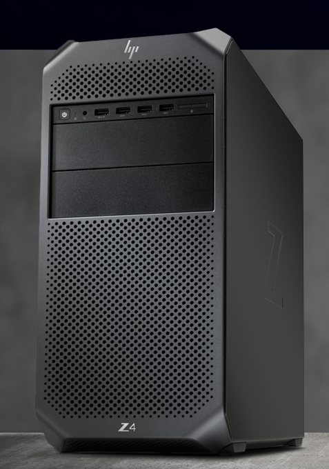 Image of a HP Z4