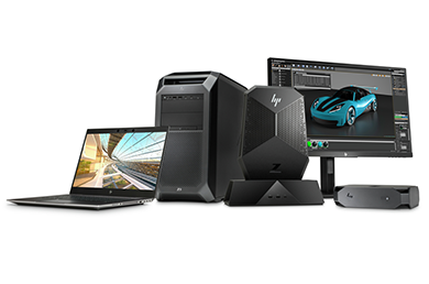 image of workstations