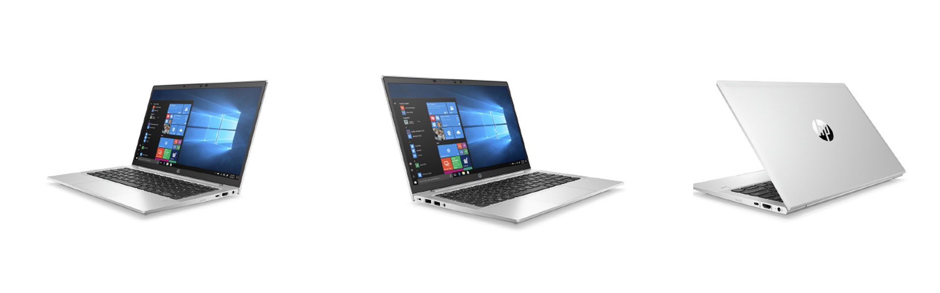 ProBook Laptops open