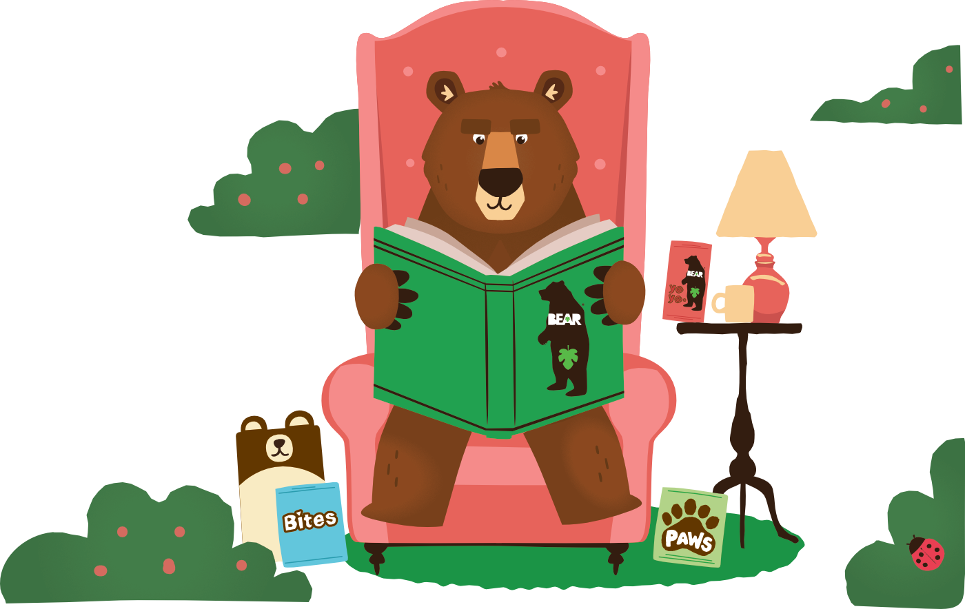 Discover the story of BEAR snacks