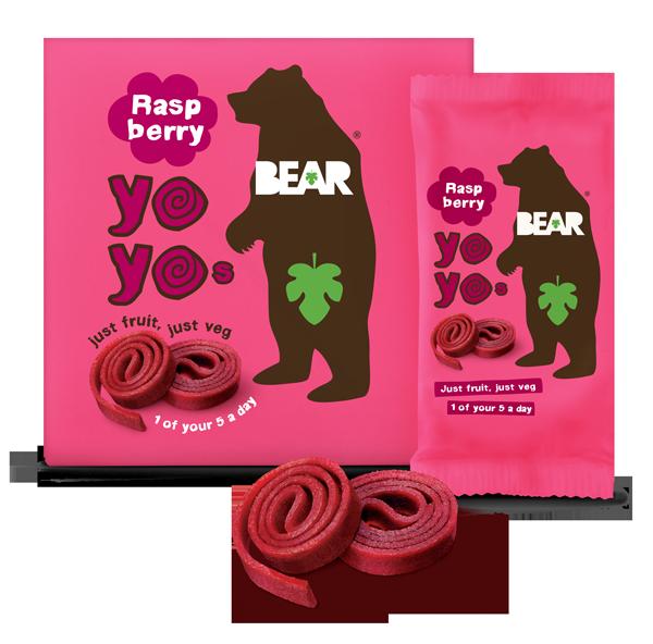raspberry yoyo