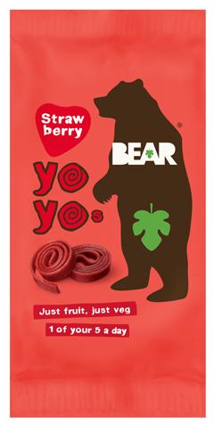 strawberry yoyo