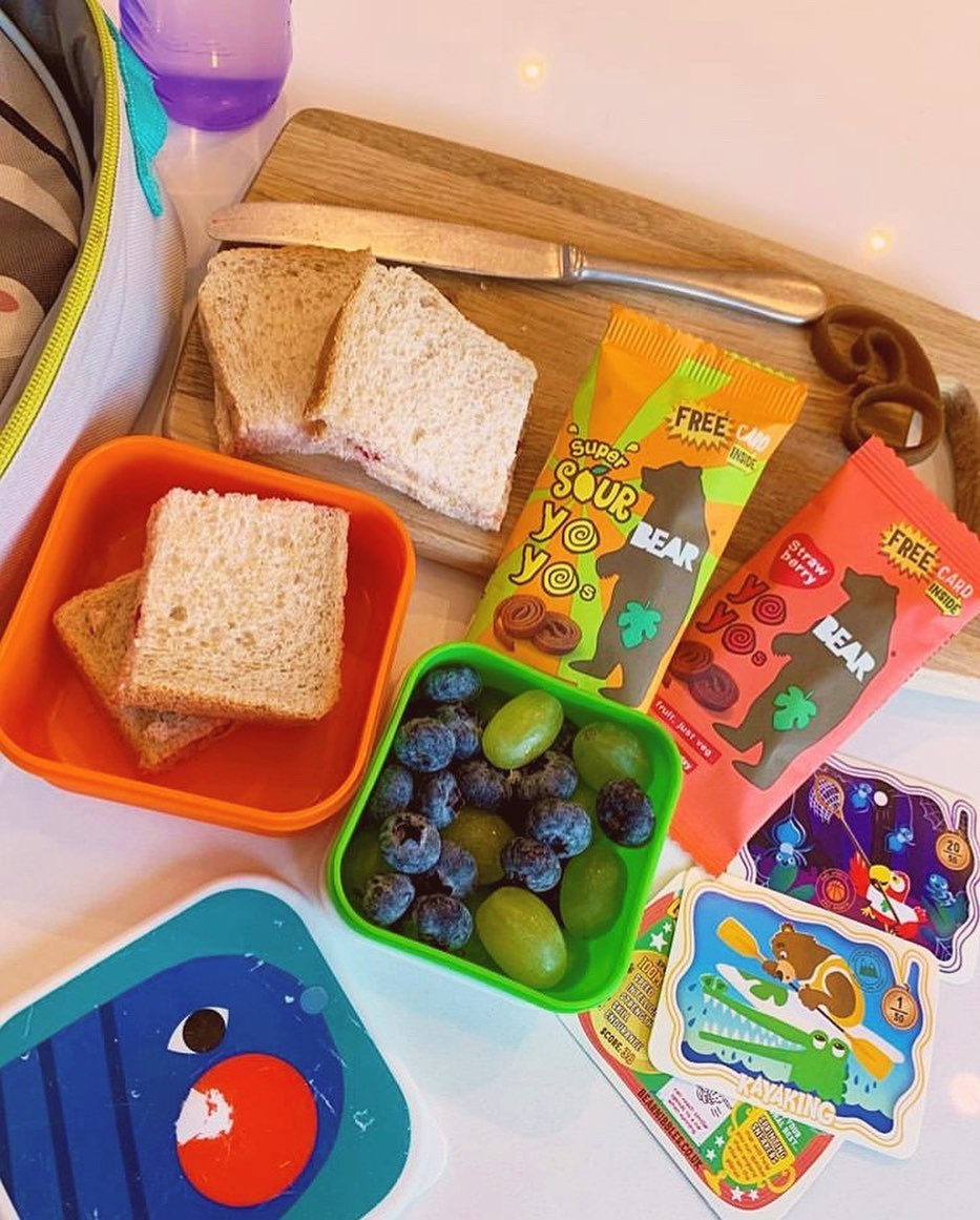 If your cubs are going Back to School this week, why not pop a BEAR yoyo in their lunchbox - it adds Real fruit, Real flavour and most importantly, with a free collector's card in each pack, Real f...