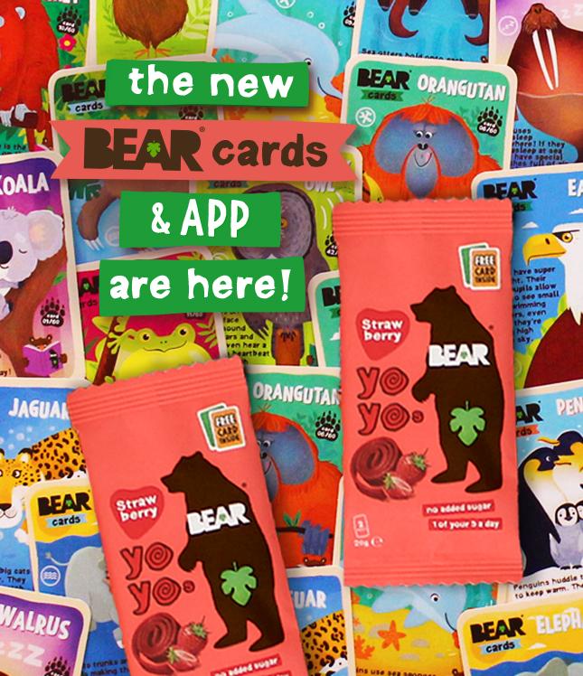 BEAR cards & App