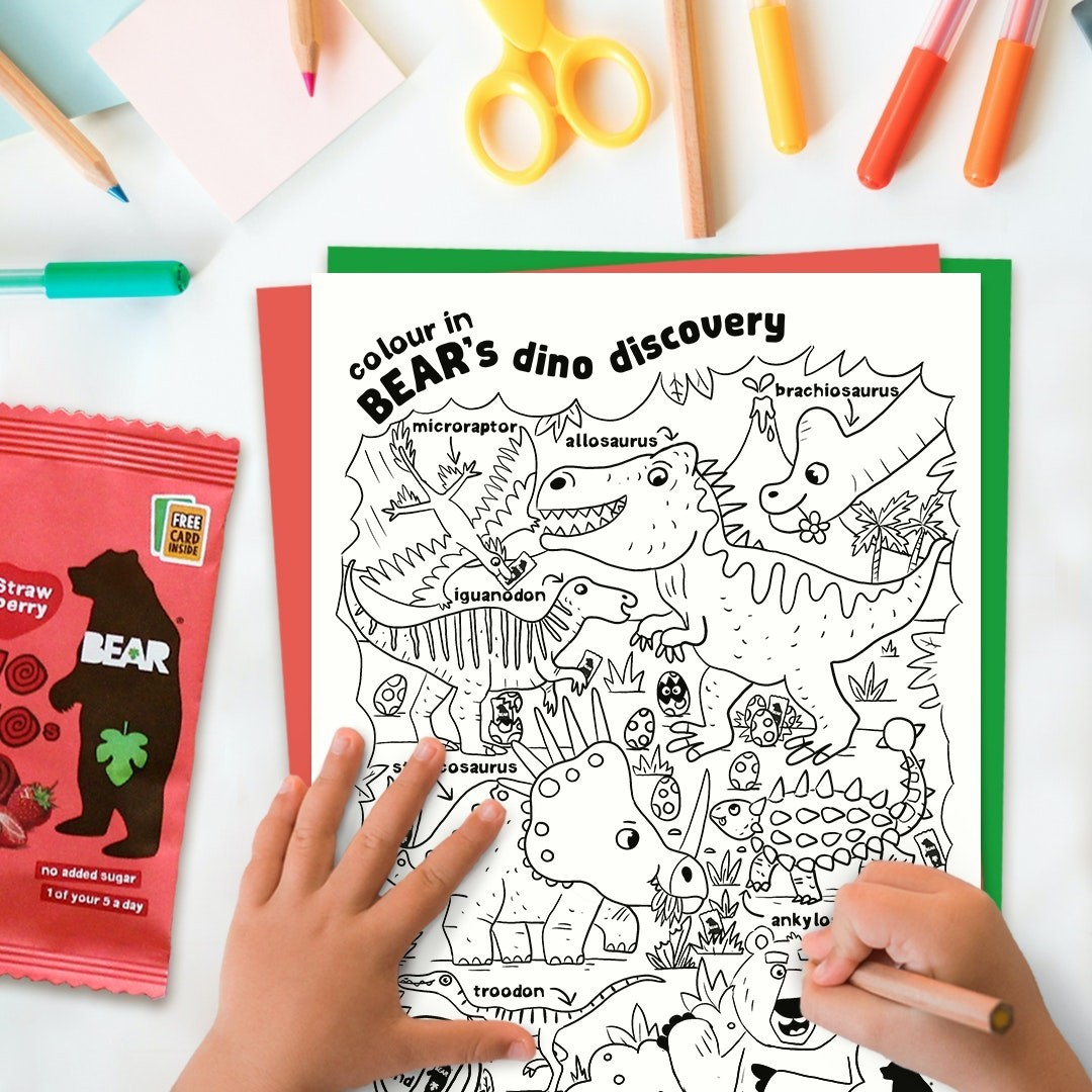 In need of some BEARilliant activities for your cubs this half term? 🎨 🖍️ 📚   We've got you covered with BEAR's Activity Cave - full of lots of grrreat activities for curious and creative cubs 🐻   ...