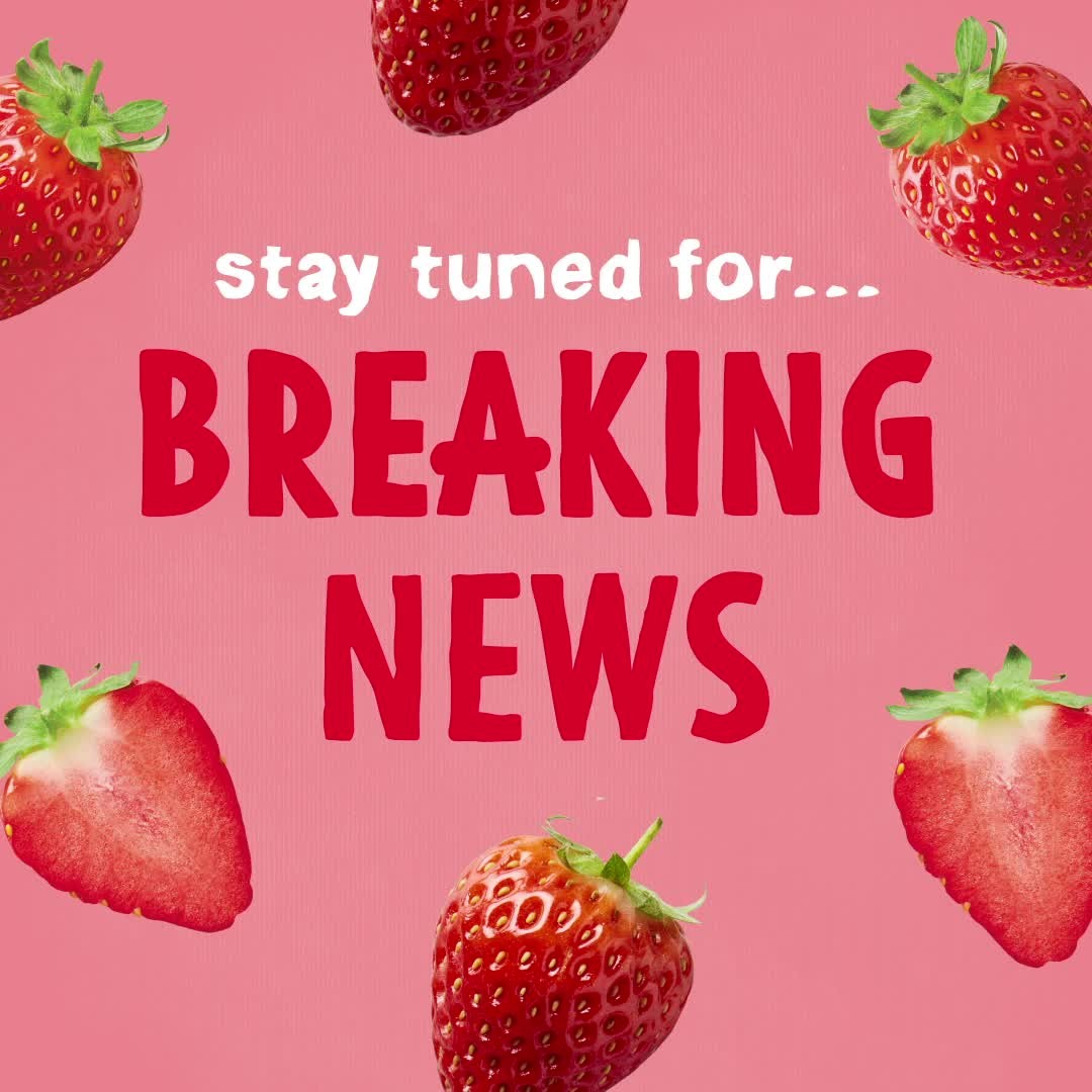 BREAKING NEWS coming soon! 🎉 👀   Any more grrreat guesses as to what it could be? 🐻❔   #ComingSoon #BEARsnacks #RealFruit #RealFlavour #RealFun