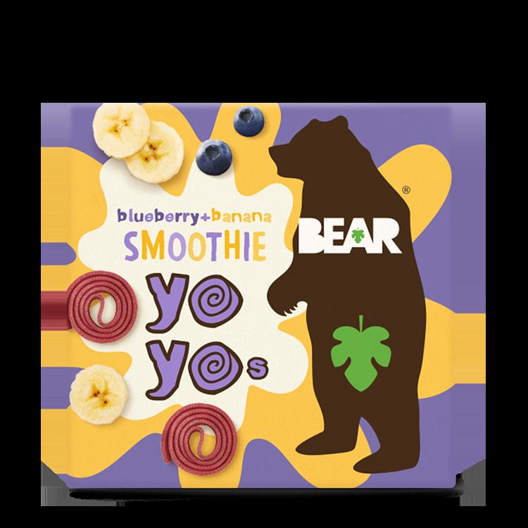 smoothie yoyos