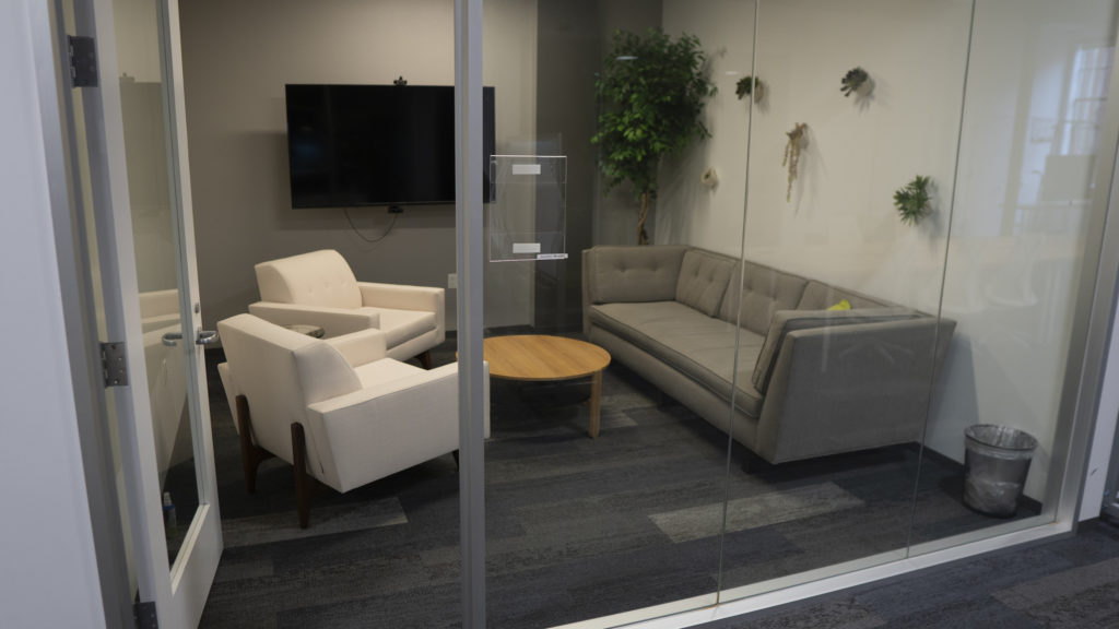 Image of Meeting Room After Redesign Utilization