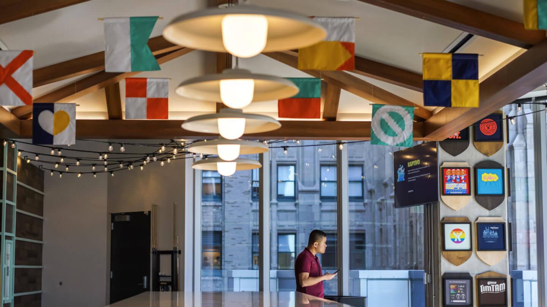 How data informed Atlassian's new San Francisco office design
