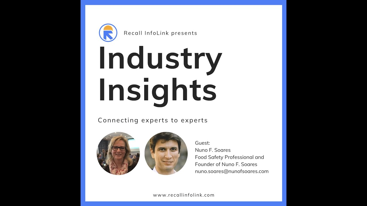 Industry Insights with Nuno F. Soares
