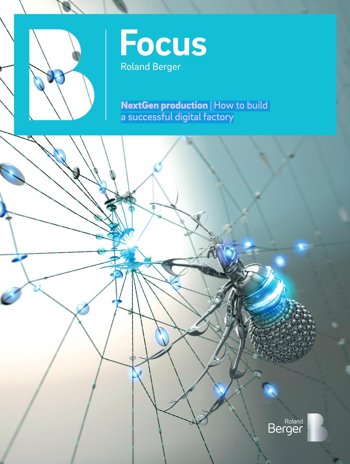 NextGen production |How to build a successful digital factory