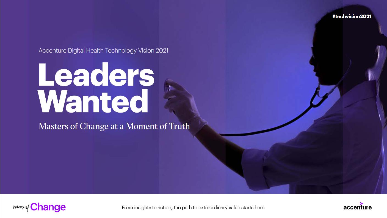 Accenture Digital Health Technology Vision 2021
