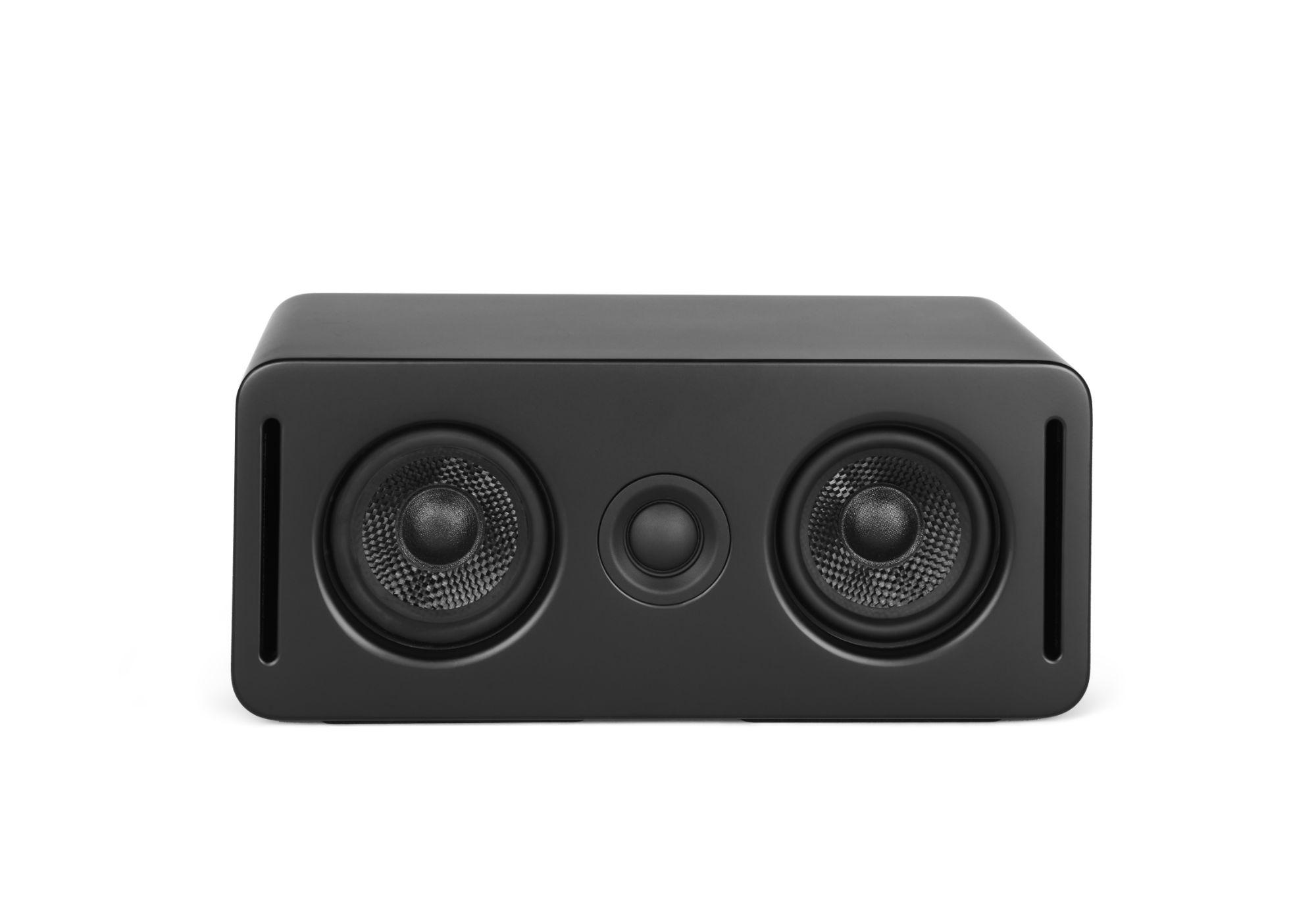 Center Channel Speaker on white background