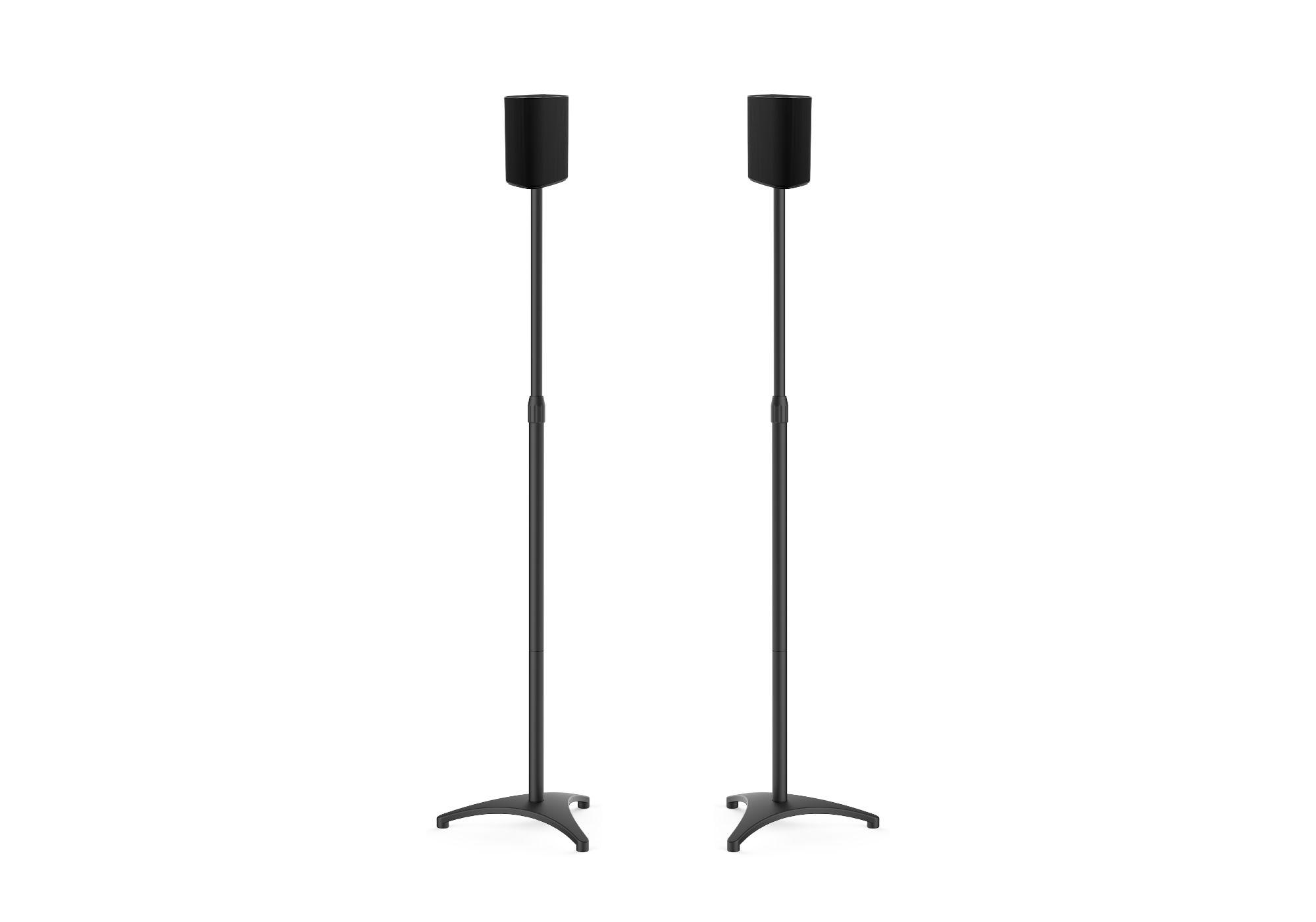 milan speakers in stands