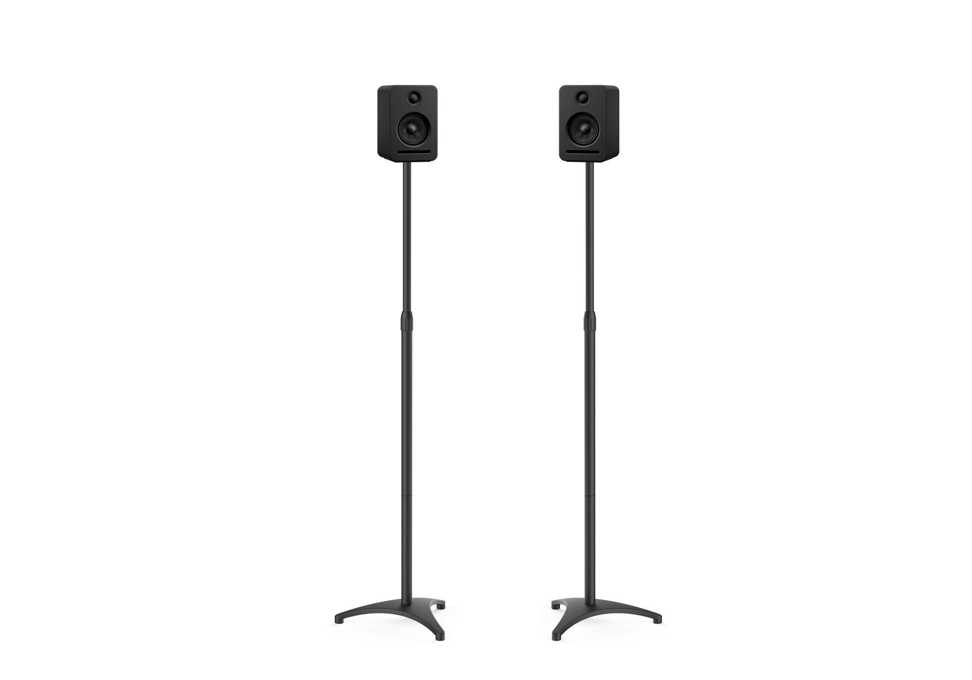 monaco speakers in stands
