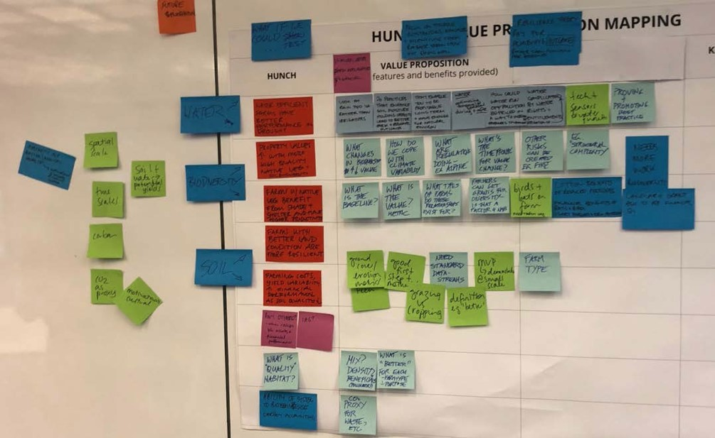 Natural Capital Workshop mapping tool