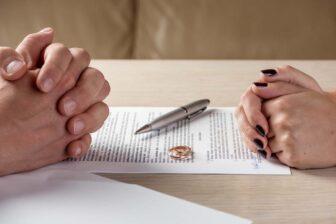 Todos los costes del divorcio y la separación
