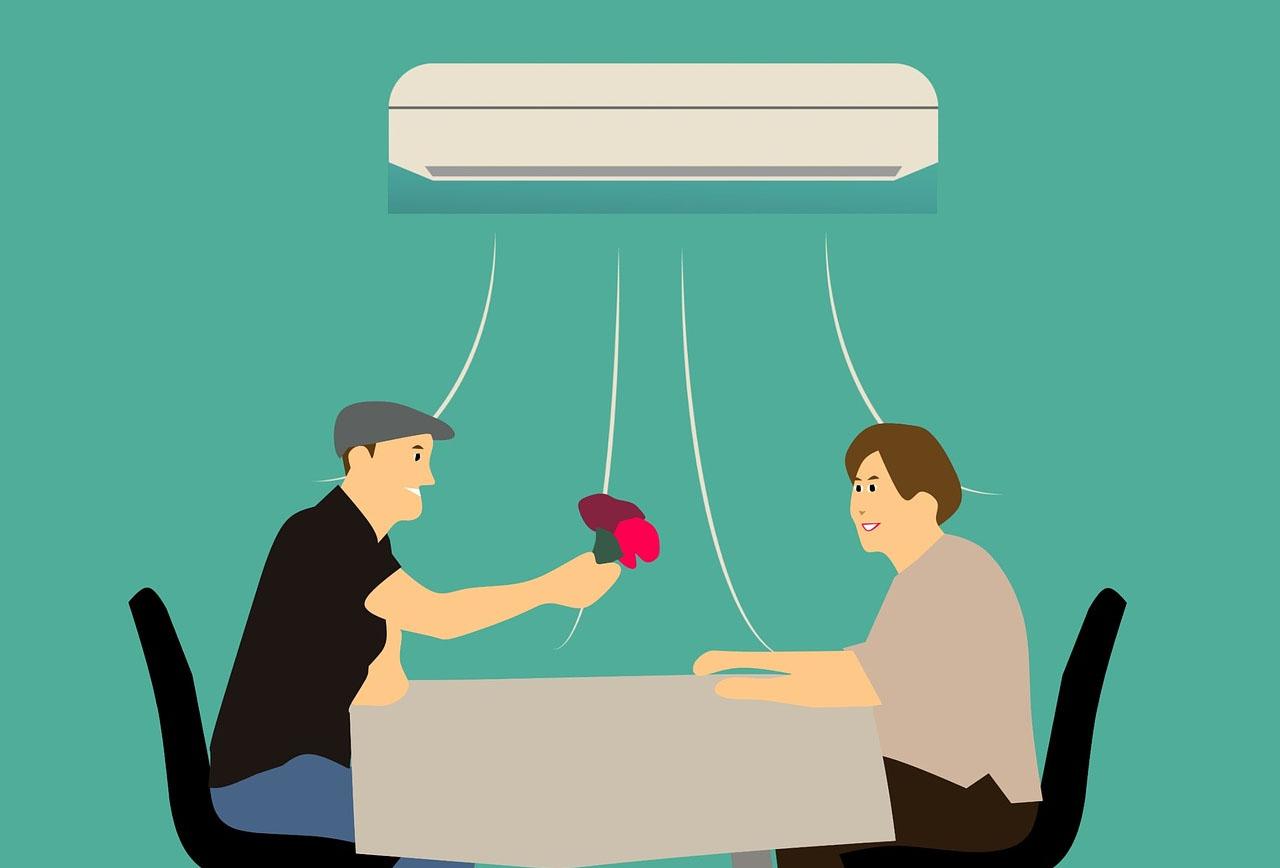 Aire acondicionado con el coronavirus: ¿se puede poner? | Vivus.es